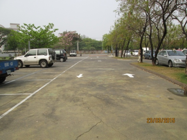 Dingyong Parking Lot in Sanmin District (private)