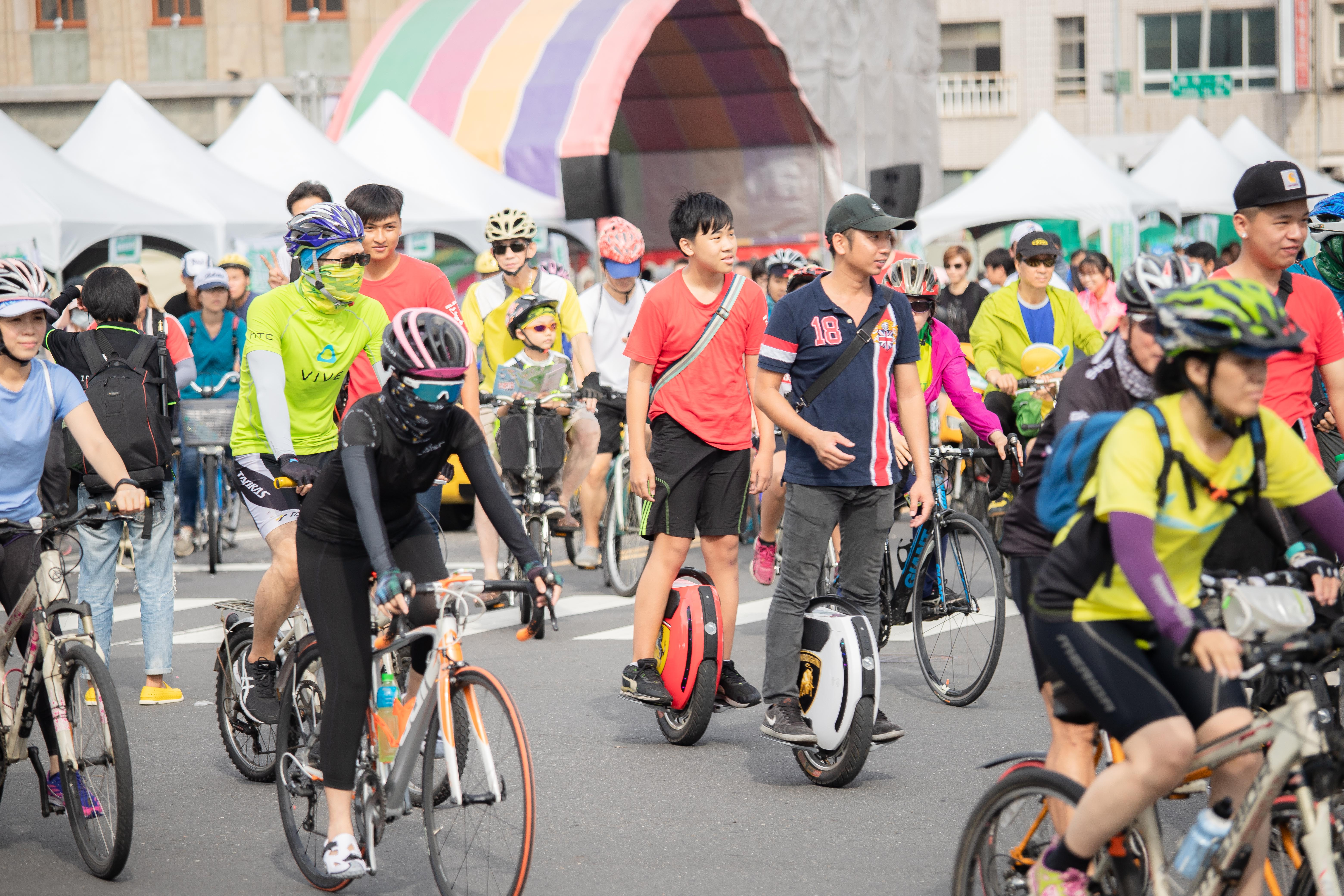 Registration starts for 2019 Kaohsiung EcoMobility Day; electric bicycles and many other grand prizes await you_1